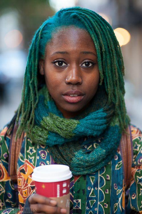 Color Damaged Natural Hair According To Moriah