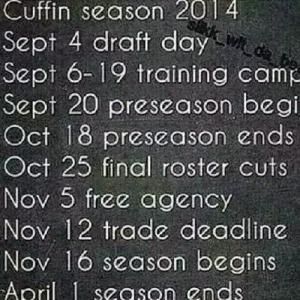 cuffin season